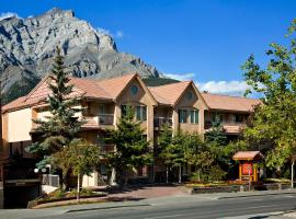 Red Carpet Inn, Banff