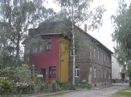 Hostel Falkenstein, Falkenstein