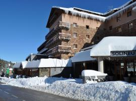 Hotel Solineu, La Molina Alp