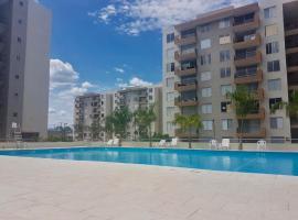 Apartamento Peñalisa Ocobo, Ricaurte
