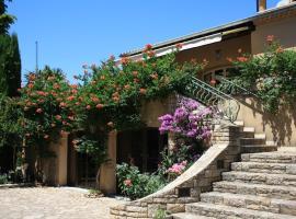 Villa Thebaïde Chambres d'hôtes, Laudun-l'Ardoise