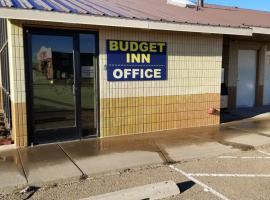 Budget Inn, Panhandle