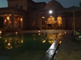 Villa sultana, Oulad Jellal