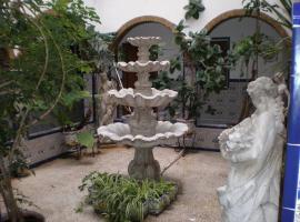 勒班陀旅館, 梅里那德奧拉菲