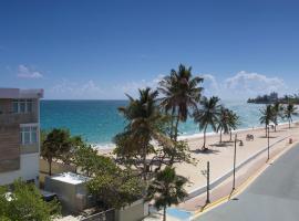 Stunning Ocean View :: Studio in San Juan, San Juan