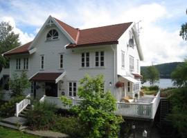 Villa Rørvik, Svelvik