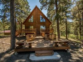 Mountain View Lodge Cabin, Trujillo