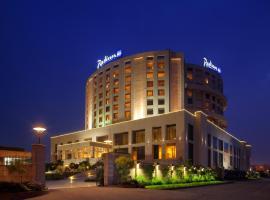 Radisson Blu Hotel New Delhi Dwarka, Нью-Дели