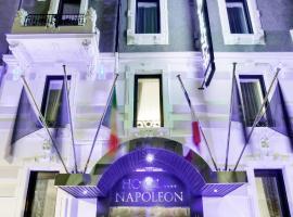 LHP Hotel Napoleon, Milano