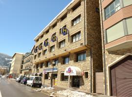 Hotel Roc Del Castell, Canillo