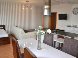 75 m2 with terrace and view of the city of Prague
