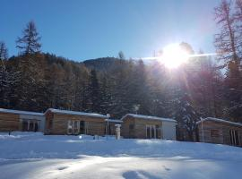 Camping Gravatscha, Samedan