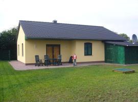 Mit Kamin, Selow