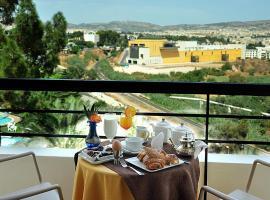 Menzeh Zalagh 2Boutique Hôtel & Sky, Fez