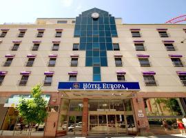 Best Western Plus Montreal Downtown- Hotel Europa, Montréal