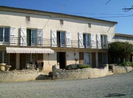 Domaine Capiet, Courpiac