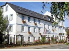Hotel Hohenzollern, Šlēsviga