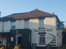 Railway Inn, Stoke on Trent