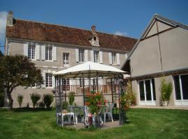 La Commanderie De Launay, Saint-Martin-sur-Oreuse