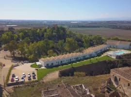IL FILARO del Castello di San Basilio, Pisticci