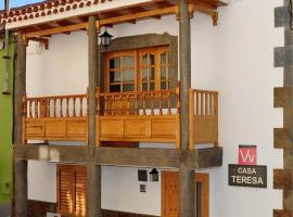 Casa Teresa Las Vegas, Valsequillo