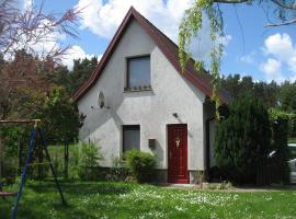 Ferienhaus Moni, Waren