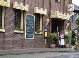 Hotel Restaurant Zum Alten Ritter, Bad Bodenteich