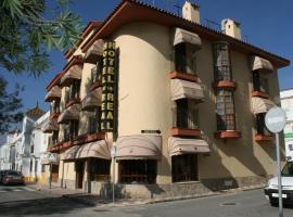Hotel Real, 로스바리오스