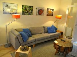 Cozy house 6p near city center, Leuven