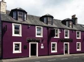 The Blackhorse Hotel, Newton Stewart