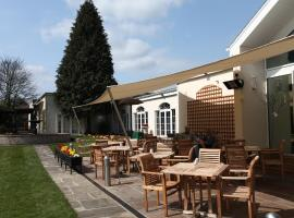 Best Western Willerby Manor Hotel, Halla