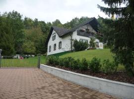 Landhaus Hubertus, Litzendorf