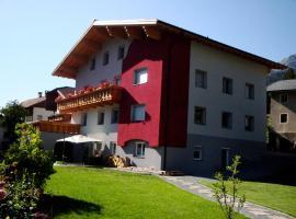 Gästehaus Hartls, Pettneu am Arlberg