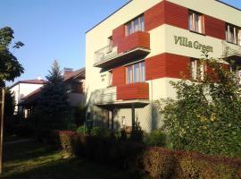 Villa Green, Oświęcim