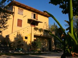 Agriturismo San Vito, Crocemaroggia