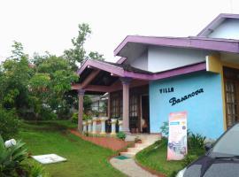 Villa and Resto Basanova, Batu