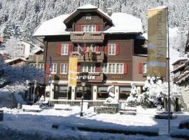 Hotel Kreuz, Adelboden