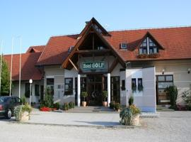 Hotel Golf, Donji Vidovec
