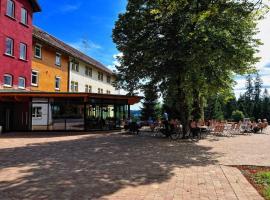 Natur- und Sporthotel Zuflucht