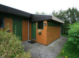 Haukaberg House, Höfn
