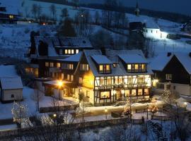 Hotel Hanses-Bräutigam, Schmallenberg