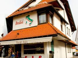 Hotel Garni Italia, Bühl