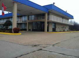 Express Inn West Memphis, West Memphis