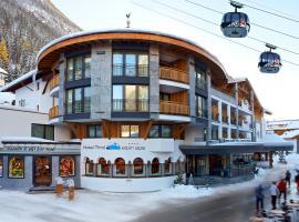 Hotel Tirol, Ischgl