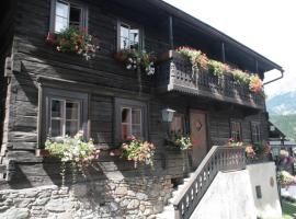 Kolping-Ferienhaus, Haus