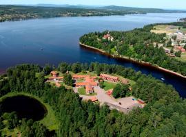 Leksands Folkhögskola, Leksand