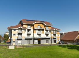 Villa Thermae Thonon-Les-Bains, Thonon-les-Bains