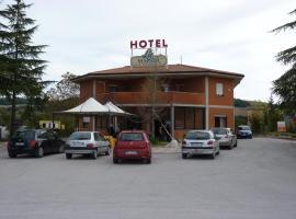 Hotel La Maestà, Urbisaglia