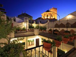 Casa Baños de la Villa, Priego de Córdoba