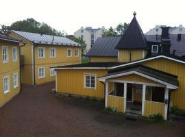 Uppsala Lägenhetshotell